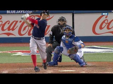 Rogers that: Holt's slam powers Sox