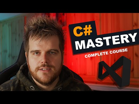 C# Mastery Course - Introduction