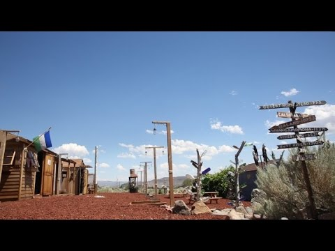 The Republic of Molossia, never heard of it? Here's why