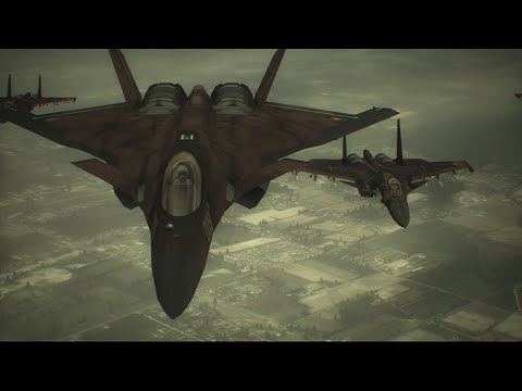 Ace Combat 6 | Mission 13 | The Liberation of Gracemeria