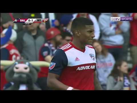 MLS Highlights- FC Dallas 1-3 NY Red Bulls