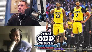 Rob Parker - I'm 'Throwing In the Towel' on the Lakers