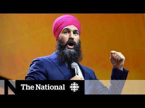 Jagmeet Singh condemns Canada's worst terrorist attack
