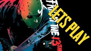 [LIVE] Friday the 13th: The Game Live Stream India Hindi | Reflex Gaming Studios Live #Day1