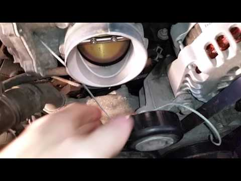 How To Replace Cooling Fan Clutch Gmc Chevrolet Doovi