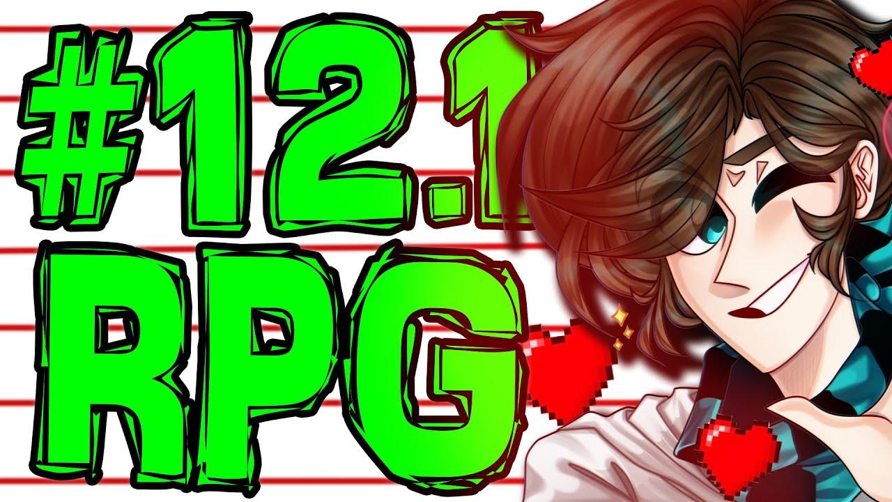 Lp. МАЙНКРАФТ, НЕВЕРОЯТНАЯ ВСТЕРЧА!!!! SkyBlock RPG [Остров РПГ] #12.1