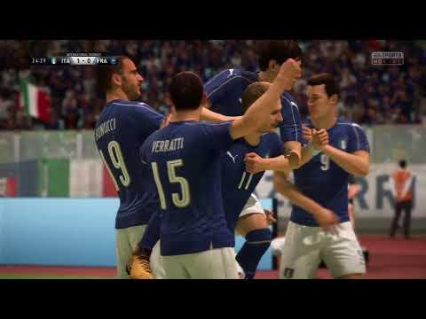 FIFA 18:  Italy 3-1 France (Stew: 8/4/18)