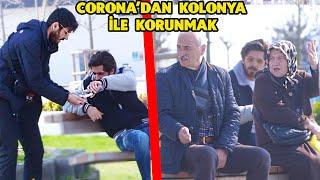 CORONA'DAN KOLONYA İLE KORUNMAK - ABSÜRT NESNE İSTEME ŞAKASI