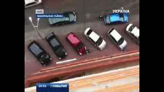 События: Стрельба в центре Киева (эксклюзивное видео)