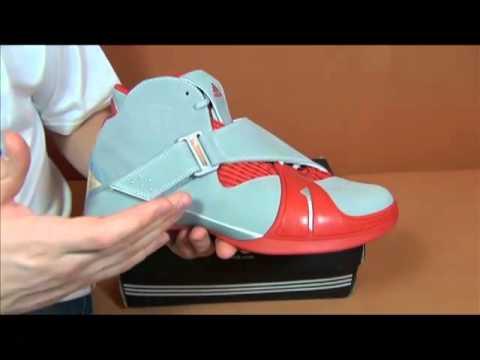 Баскетбольные кроссовки adidas T Mac 5 - YouTube 03740823a