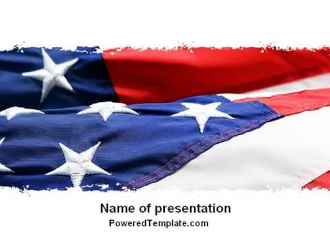 Proudly soaring american flag powerpoint template by poweredtemplate proudly soaring american flag powerpoint template by poweredtemplate toneelgroepblik Image collections