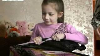 Выпуск новостей 1 канала с участием Маши Маринцевой