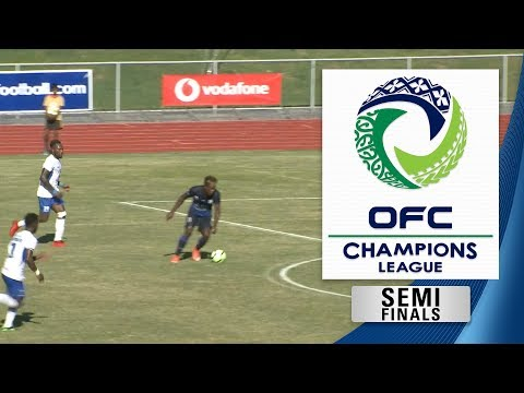 OFC CHAMPIONS LEAGUE 2018 | Semi Final 1st Leg - Lautoka FC v Marist FC Highlights
