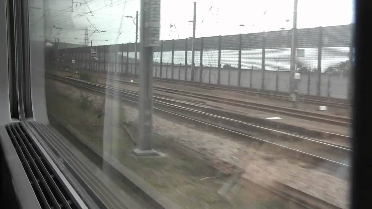 Riding The Chunnel From London To Paris HD YouTube - Chunnel tickets london to paris