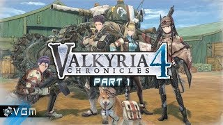 Gambar cover Valkyria Chronicles 4 Part 1: First to fight