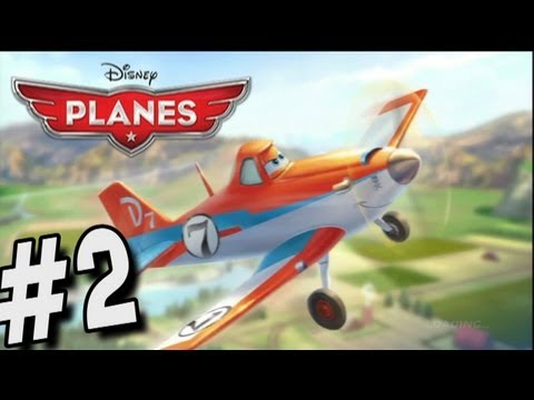 Disney Planes Walkthrough - Disney Planes the video game - Part 2 El Chupacabra
