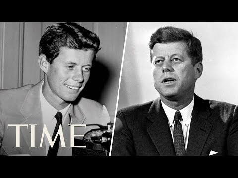 Download Youtube: JFK: The 35th U.S. President John F. Kennedy's Life In 90 Seconds | TIME