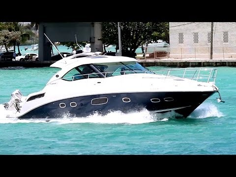 Sea Ray 470 Sundancer - YouTube