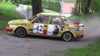 45. Rallye Český Krumlov 2017 | P42 | Josef Urban - Jaroslav Urban