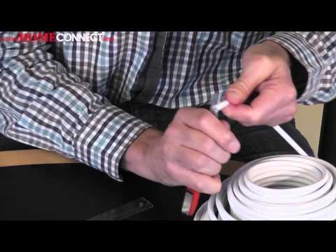 Monteringsvejledning - Antennestik (IEC)