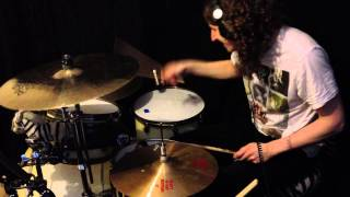 Kev Hickman - Anthrax - Safe Home (Drum Cover)