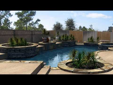 Houston Area Pool Builder: Destiny Pools - Our 4-Step Process