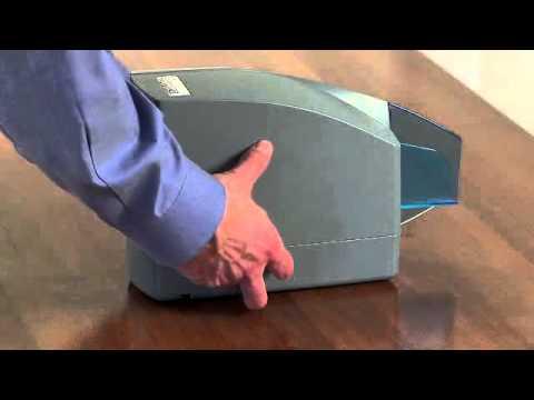 Digital Check CheXpress CX30 setup video