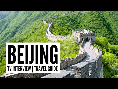 TV interview: Beijing Travel Guide - The Big Bus