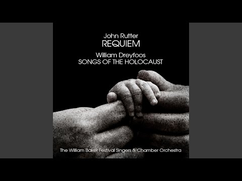 Songs of the Holocaust: I. Dos elnte Kind (The Lonely Child)