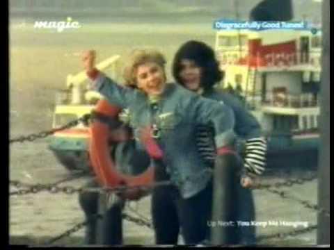 Reynolds Girls-I'd Rather Jack.(1988) Original Video.