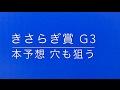 【競馬予想】 きさらぎ賞 G3 2017 本 予想 穴も狙う