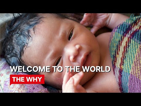 Welcome To The World - Why Poverty?