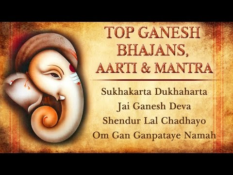Top Ganesh Bhajans, Aarti & Mantra | Popular Bhakti Songs Hindi