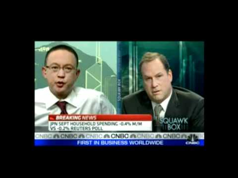 Philip Blumberg on CNBC Asia - Investing in Japan