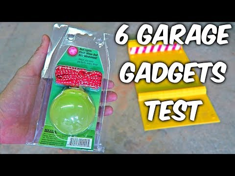Thumbnail: 6 Garage Gadgets put to the Test