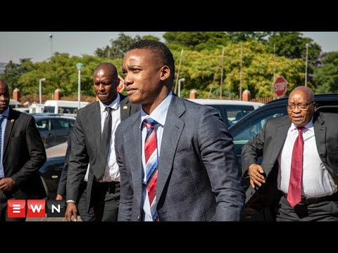 Duduzane Zuma: In and out of court