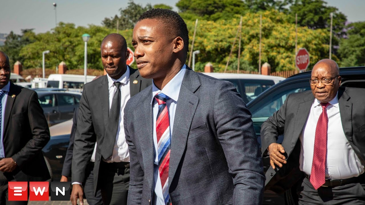 Duduzane Zuma In And Out Of Court Youtube