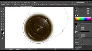 How to draw in Adobe illustrator   Adobe Illustrator Tutorial   Уроки