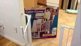 Child Safety Gate Installation & Review