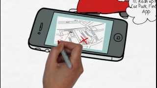 car park finder app