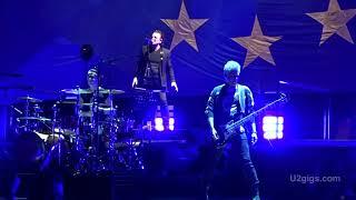 U2 Amsterdam New Year's Day 2018-10-08 - U2gigs.com