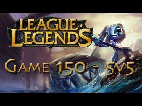 LoL Game 150 - 5v5 - Fizz