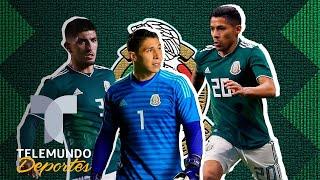 Seleccionados llegan contentos al llamado de la Selección Mexicana | Telemundo Deportes