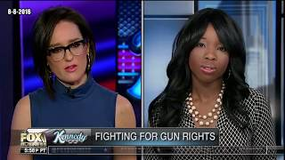 Fighting For Gun Rights on Campus - Antonia Okafor