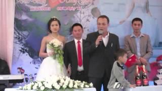 Đám cưới ở  Nghĩa Đàn: Phan Đức Đồng - Lê Thị Hồng Gấm