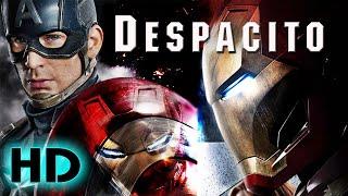 Gambar cover Captain America : Civil War | Despacito | Official MV