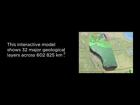 AGS 3D Geological Framework Program