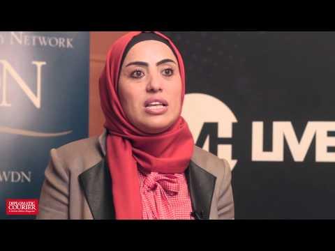 2015 Global Women Summit - Wafa Bani Mustafa