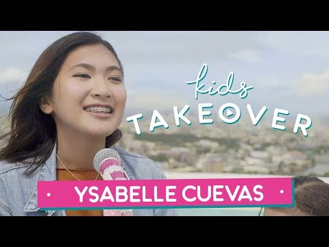"Kids Takeover ""MAY FOREVER"" with YSABELLE CUEVAS"