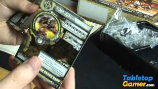 Protectorate of Menoth Battlegroup Unboxing